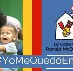 Clásica incorporó la campaña de Casa Ronald